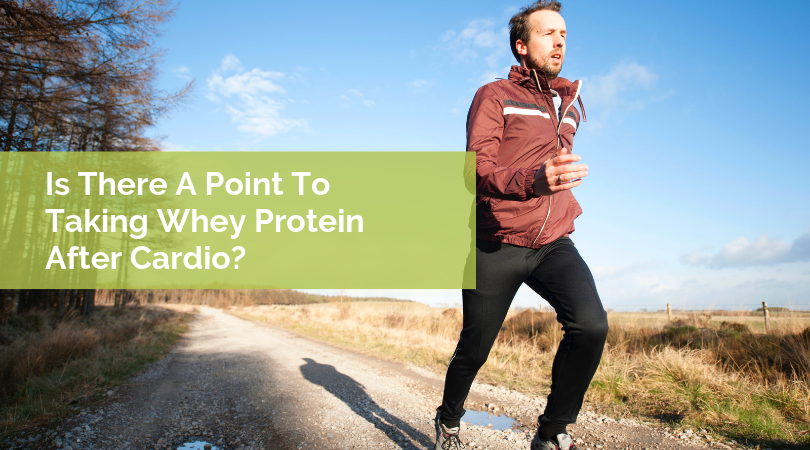 Is There A Point To Taking Whey Protein After Cardio?
