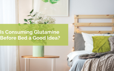 Is Consuming Glutamine Before Bed a Good Idea?
