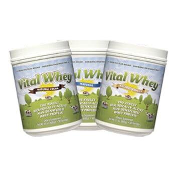 Vital Whey Pasture Fed Whey Powder