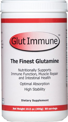 Glut Immune Bottle