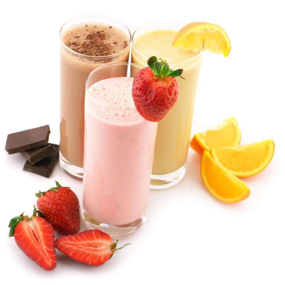 choosing the right flavor protein shake