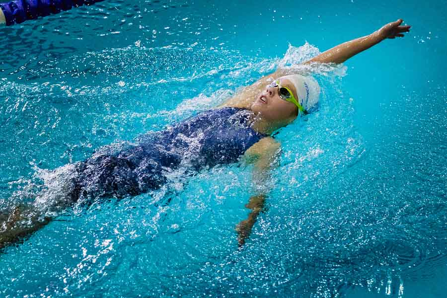 Is Swimming A Good Workout For Resistance Training