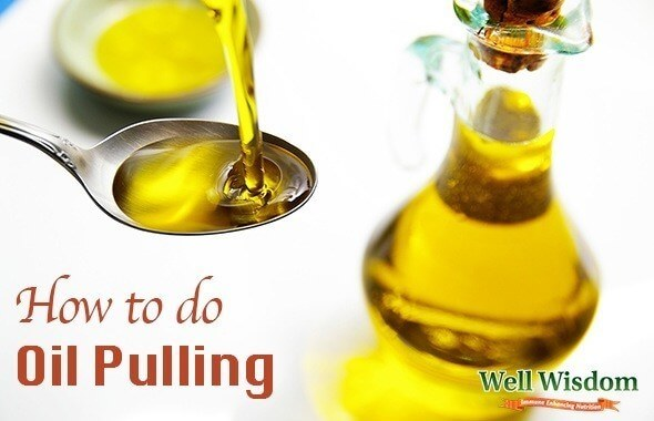 How to do Oil Pulling