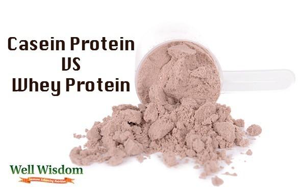 casein protein before bed
