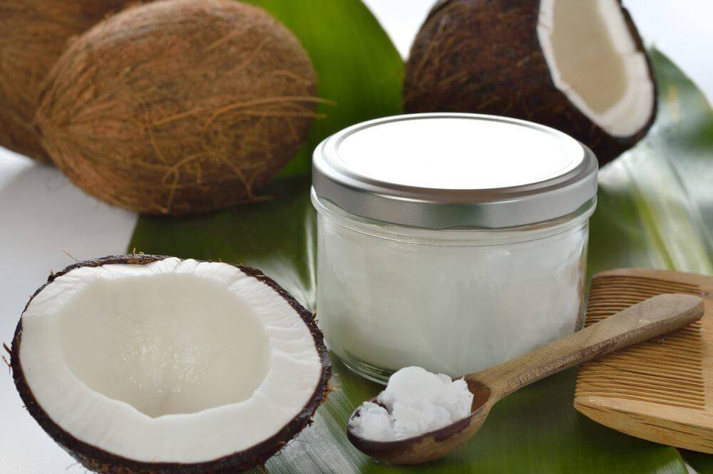 coconut oil is on the list of 10 best superfoods