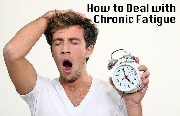 how to deal with chronic fatigue syndrome