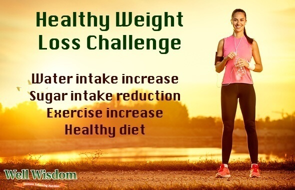 weight loss challenges