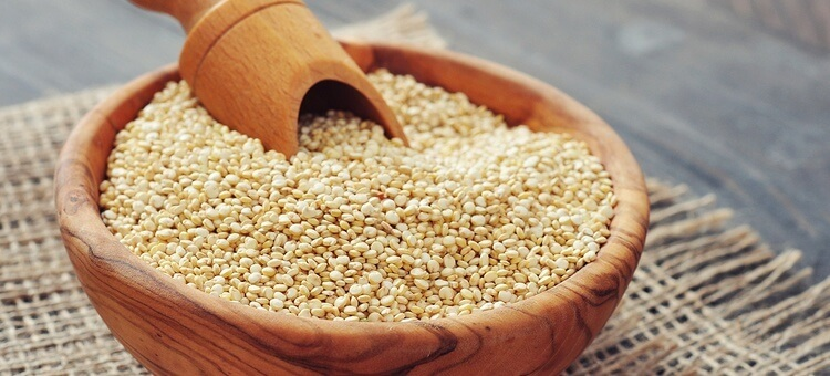 ​quinoa is on the list of 10 best superfoods