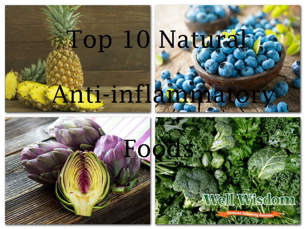 Natural Anti-inflammatory Foods