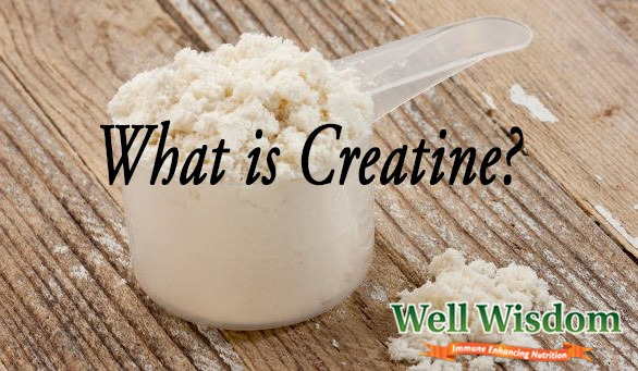 Whey Protein and Creatine