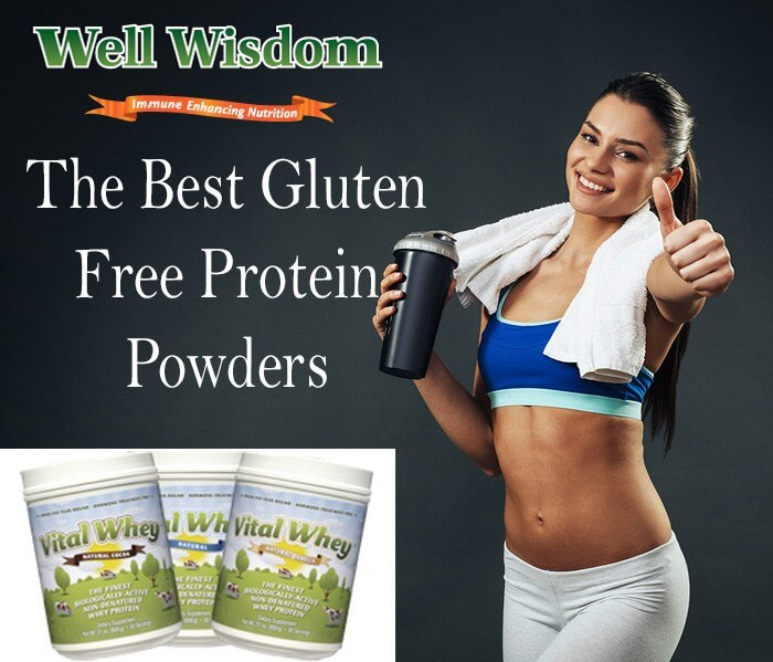 Best Gluten Free Protein Powder