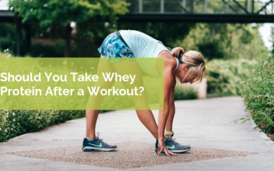 Should You Take a Protein Shake Before or After a Workout?