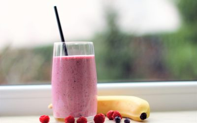 Smoothies to Help with Chronic Disease – Infographic