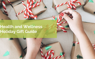 Health and Wellness Holiday Gift Guide
